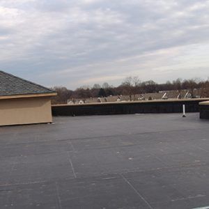 Single-Ply Flat Roofing